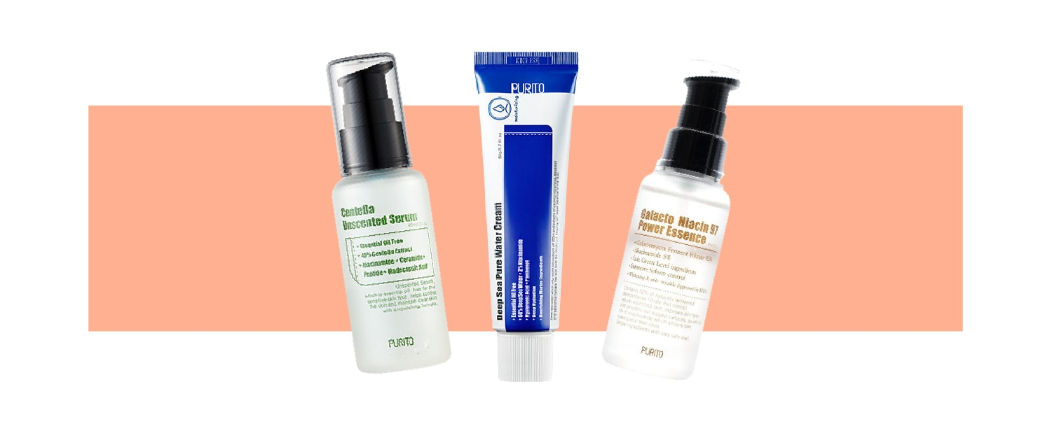 Purito - Top Products