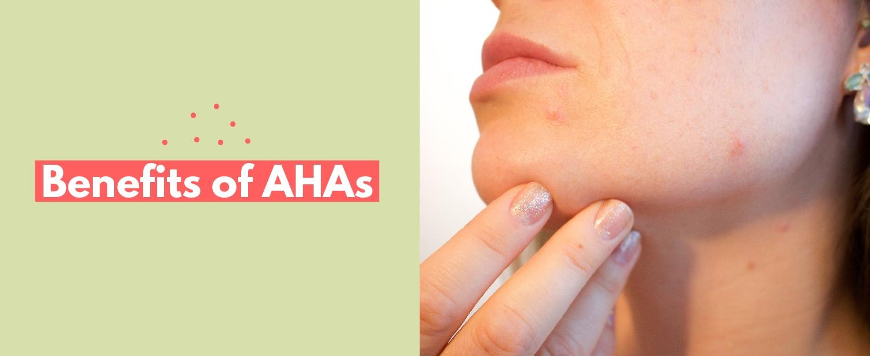 Benefits of AHAs
