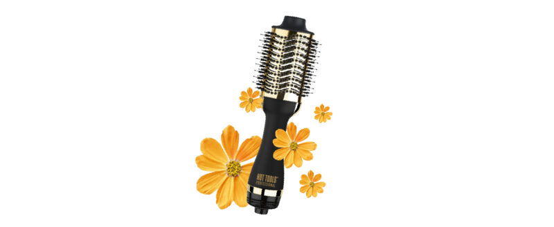 HOT TOOLS Professional Hot Air Styling Brush