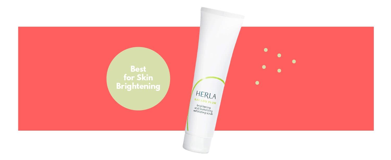 Herla Beauty Kakadu Plum Brightening _ Revitalizing Exfoliation Scrub