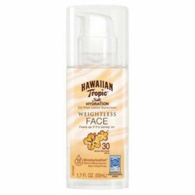 Hawaiian-Tropic-Silk-Hydration-Faces-Weightless-Sunscreen-SPF30