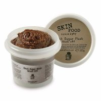 Skinfood Black Sugar Mask Wash Off Exfoliator 2